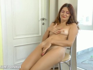 Thick girl gets pounded